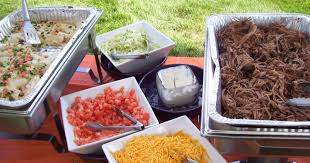 Attractive Menu Ideas Brock Catering Events Similiar Mexican Taco ...