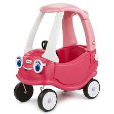 100 Little Tikes Princess Cozy Truck Coupe Pink