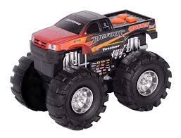 Amazon.com: Toystate Road Rippers Light And Sound Big Foot 4X4 ...