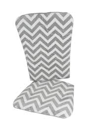 BabyDoll Bedding Minky Chevron Rocking Chair Cushion | Wayfair Gray Pad Upholstered Rocking Argos Room Staples Seat Outdoor Bedroom Enjoying Chair Fniture Completed With Cozy Antique Interior Design Office Fuzzy Modern Kitchen Cushions Gaming Grey Cushion Set Stylish Sets Ding Chevron Best Nursery Color Trends Coral Cushion Glider Cushions Rocking Pink And Carousel Designs Solid Silver Target Rocker Storkcraft Swirl Hoop Glider Ottoman White With Blush Baby Nursery Idea Wooden And Recliner For