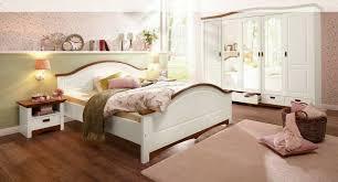 schlafzimmerset serie konrad weiss rotbraun bett 180cm