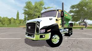Caterpillar CT660 Spreader For Farming Simulator 2017 Manure Spreader R20 Arts Way Manufacturing Co Inc Equipment Salt Spreader Truck Stock Photo 127329583 Alamy Self Propelled Truck Mounted Lime Ftiliser Ryetec 2009 Used Ford F350 4x4 Dump With Snow Plow F 4wd Ftiliser Trucks Gps Guidance System Variable Rate 18 Litter Spreaders Ag Ice Control Specialty Meyer Vbox Insert Stainless Steel 15 Cubic Yard New 2018 Peterbilt 348 For Sale 548077 1999 Loral 3000 Airmax 5 Ih Dt466 Eng Allison Auto Bbi 80 To 120 Spread Patterns