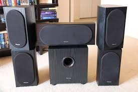 Best Subwoofers Of 2018 | The Master Switch Decorating Wonderful Home Theater Design With Modern Black Home Theatre Subwoofer In Car And Ideas The 10 Best Subwoofers To Buy 2018 Diy Subwoofer 12 Steps With Pictures 6 Inch Box 8 Ohm 21 Speaker Theater Sale 7 Systems Amazoncom Fluance Sxhtbbk High Definition Surround Sound Compact Klipsch Awesome Decor Photo In Enclosure System