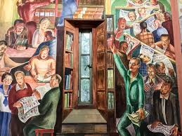 Coit Tower Murals Wpa by Coit Tower A San Francisco Landmark Exploring Our World