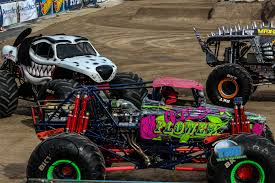 Monster Jam Roared Into Orlando |