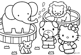 Full Size Of Coloring Pageappealing Page Kitty Hello Princess Pretty