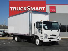 100 20 Ft Truck 19 ISUZU NPRHD EFI FT BOX VAN TRUCK FOR SALE 614472