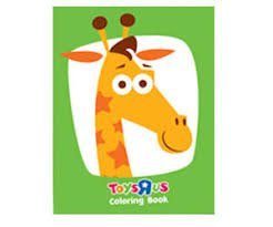 Toys R Us Free Printable Coloring Book