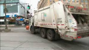 100 Videos Of Trash Trucks Proposed App Would Help Drivers Avoid Getting Stuck Behind New York