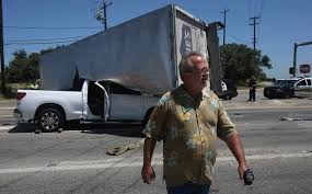 Man Walks Away From Horrific Crash After Lowe's Big Rig Pancakes ... Washer Mobile Hot Water Pssure With Wash Recovery Youtube Magna Cart Flatform Folding Hand Truck Lowes Canada Fniture Awesome Chainsaw Ideas Attack In Mhattan Kills 8 Act Of Terror Wnepcom Wonderful Wharf Marina Inn Sherwood Md Bookingcom Rental Rentals Home Depot Bandsaw The Best Gas Grills At Consumer Reports Shop Trailers Lowescom Hauler Racks Alinum Removable Side Ladder Rack