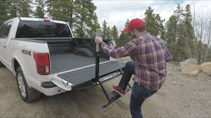 100 Truck Tailgate Step Ram Multifunction Vs Ford GMC And Honda Autoblog