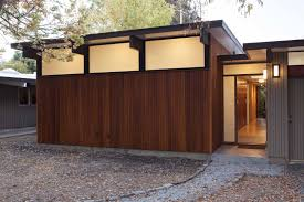 100 Eichler Palo Alto Front Addition California Entrance Area