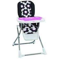 Cosco Flat Fold High Chair by Evenflo High Chair Ebay