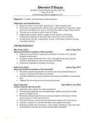 Clerical Resume Samples Medical Templates Or Job And Template Of