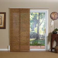 Patio Door Curtains And Blinds Ideas by Decor Transform The Look Of Your Home With Bamboo Shades Target