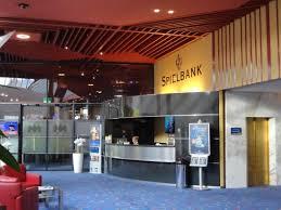 2階のレセプションです bild spielbank bad reichenhall