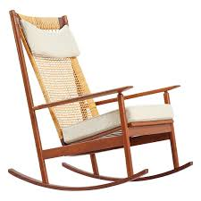 Cane Rocking Chairs - 38 For Sale At 1stdibs