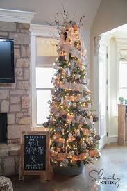 17 Best Ideas About Real Christmas Tree Tall Skinny
