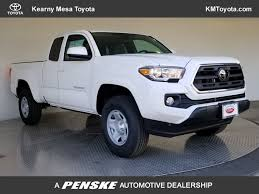 2018 New Toyota Tacoma SR5 Access Cab 6' Bed I4 4x2 Automatic At ...