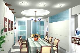 Decoration Design Walls And Ceiling Of Dining Room Pop For