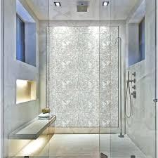 of pearl tile backsplash seamless shell mosaic with base