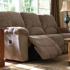 Kenton Fabric Sofa Parchment by Hayes La Z Time Full Reclining Sofa