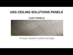 ceilings ceiling panels materials usg