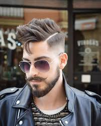 faded hairstyle 10 beard styles that suit your faded hairstyle