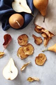 si e poire chips de poires croustillantes