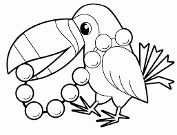 Printable Colouring Pictures Of Baby Animals Coloring Pages To Print Home