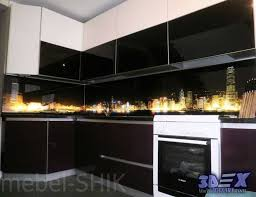 how to decorate the work area in your kitchen with 3d backsplash
