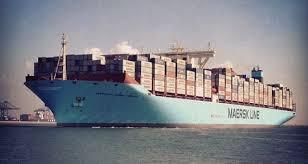 plus grand porte conteneurs du monde est arrivé à tanger med