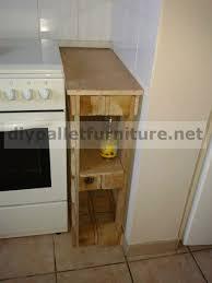meuble cuisine palette armoire de cuisine faite avec des palettesmeuble en palette