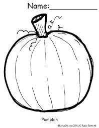 Free Coloring Pages Pumpkins 17 Pumpkin Sheet