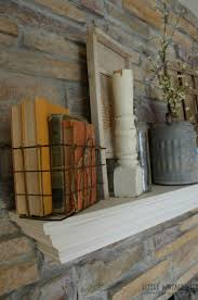 Primitive Decorating Ideas For Fireplace by 25 Best Rustic Mantle Decor Ideas On Pinterest Fall Fireplace