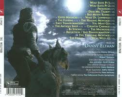 Danny Elfman This Is Halloween Download by The Wolfman Original Score Danny Elfman Songs Reviews