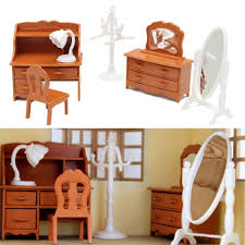 Miniature Living Room Dressing Table Furniture Sets For Mini