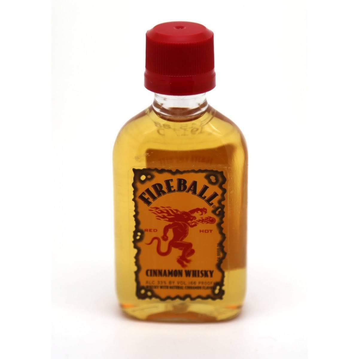 Fireball Cinnamon Whisky - 50ml