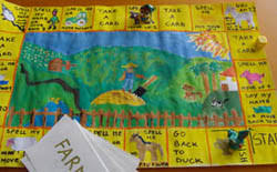 Fab Mums Learn Through Play Homemade Board Game To Improve