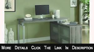 Mainstays L Shaped Desk With Hutch by New Monarch Hollow Core
