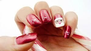 deco ongle gel noel déco ongles noël et nouvel an 49 inspirations exquises