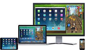 Display your iPhone iPad iPod screen on puter monitor