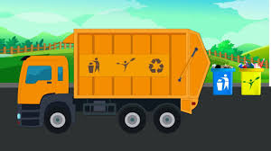 Truck: Youtube Garbage Truck Video Dailymotion Trash Truck Toys Tecstar Garbage Vehicles Trucks Cartoon For Kids Recycling Green Youtube Channel Indonesia Lagu Anak Factory With Blippi Educational Toy Videos Children For Car Song Babies By Amazoncom Bruder Man Side Loading Orange Garbage Truck L To The Diggers Truck Excavator