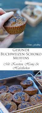 buchweizenschokomuffins schokomuffins haferflocken