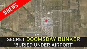 Denver Airport Murals Conspiracy Debunked by Secret Apocalypse Bunker U0027buried Beneath Denver Airport As Us