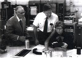 Dr Paul Morgan Herbert Blades And Stephanie Kwolek Are Pictured In