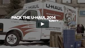 100 How To Pack A Uhaul Truck The UHaul 2014 On Vimeo