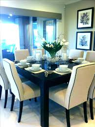 Dining Table Seats 8 How Long Is A That Tables Seat