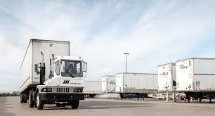 100 Shunting Trucks Yard Management Logistics National Shunt Service