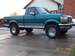 100 1996 Ford Truck F150 4x4 And Away We Go Ford F150